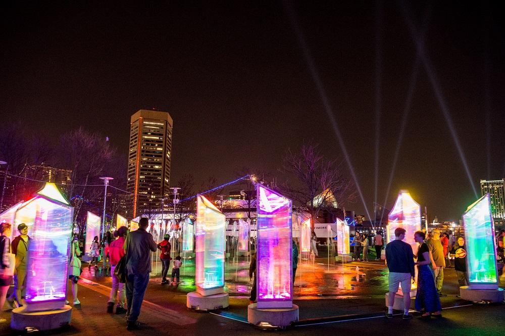 Light City, Prismatica