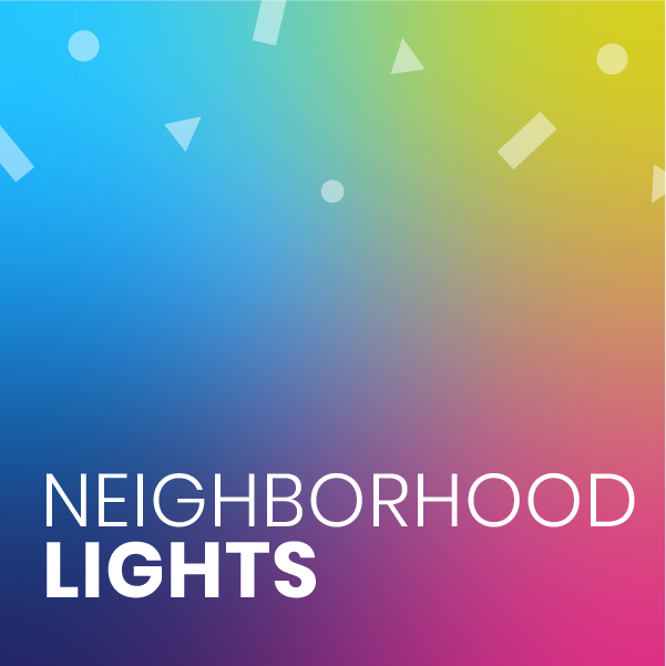 Neighborhood Lights at Northwood Branch