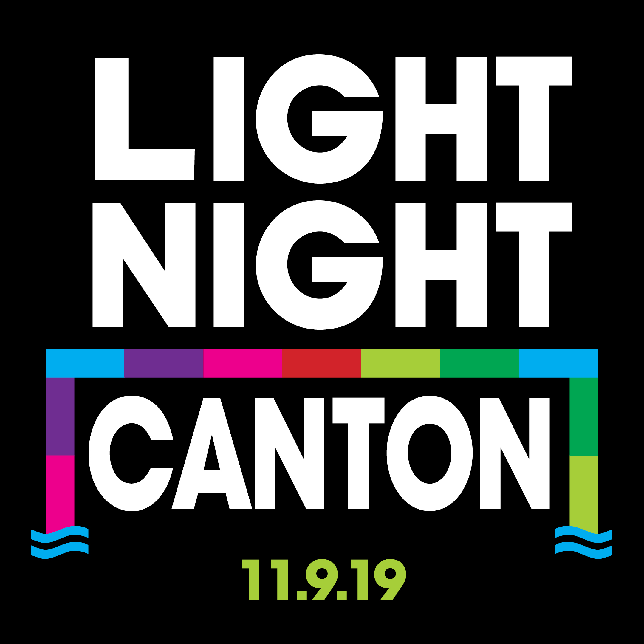 ​Light Night Canton
