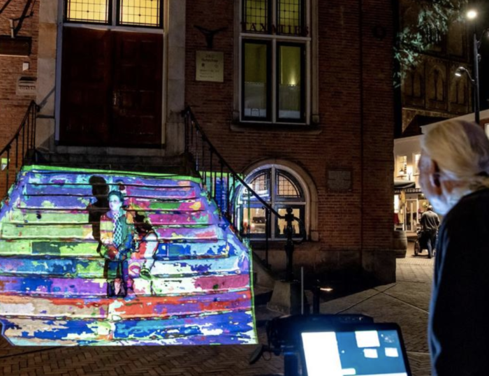 12 Displays You'll See At The First Brilliant Baltimore, A Combo of Light City And Baltimore Book Festival